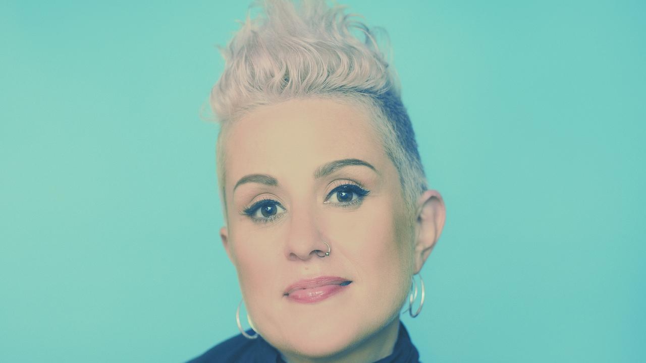 Musical talent Katie Noonan.