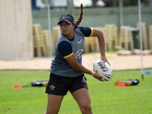 Mackay's own laces up for Indigenous All-Stars game