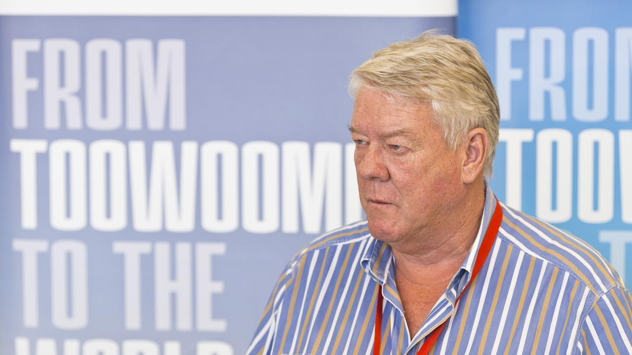 Wagner Corporation chairman John Wagner is hoping to build a quarantine facility in Toowoomba. Picture: Kevin Farmer