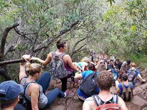 Bombshell secret docs reveal plans to close famous mountain