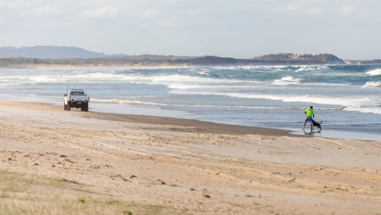 Richmond Valley Council is proposing to restrict four-wheel drive access to its beaches.