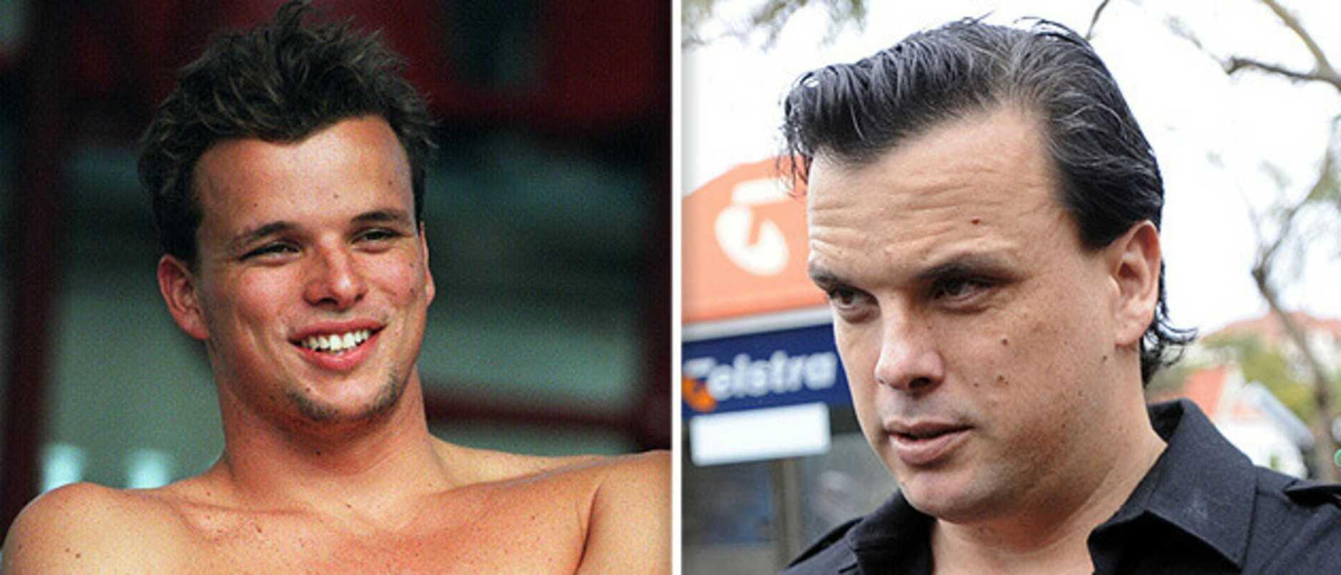 Olympic swimmer Scott Miller arrested in Sydney drug raids