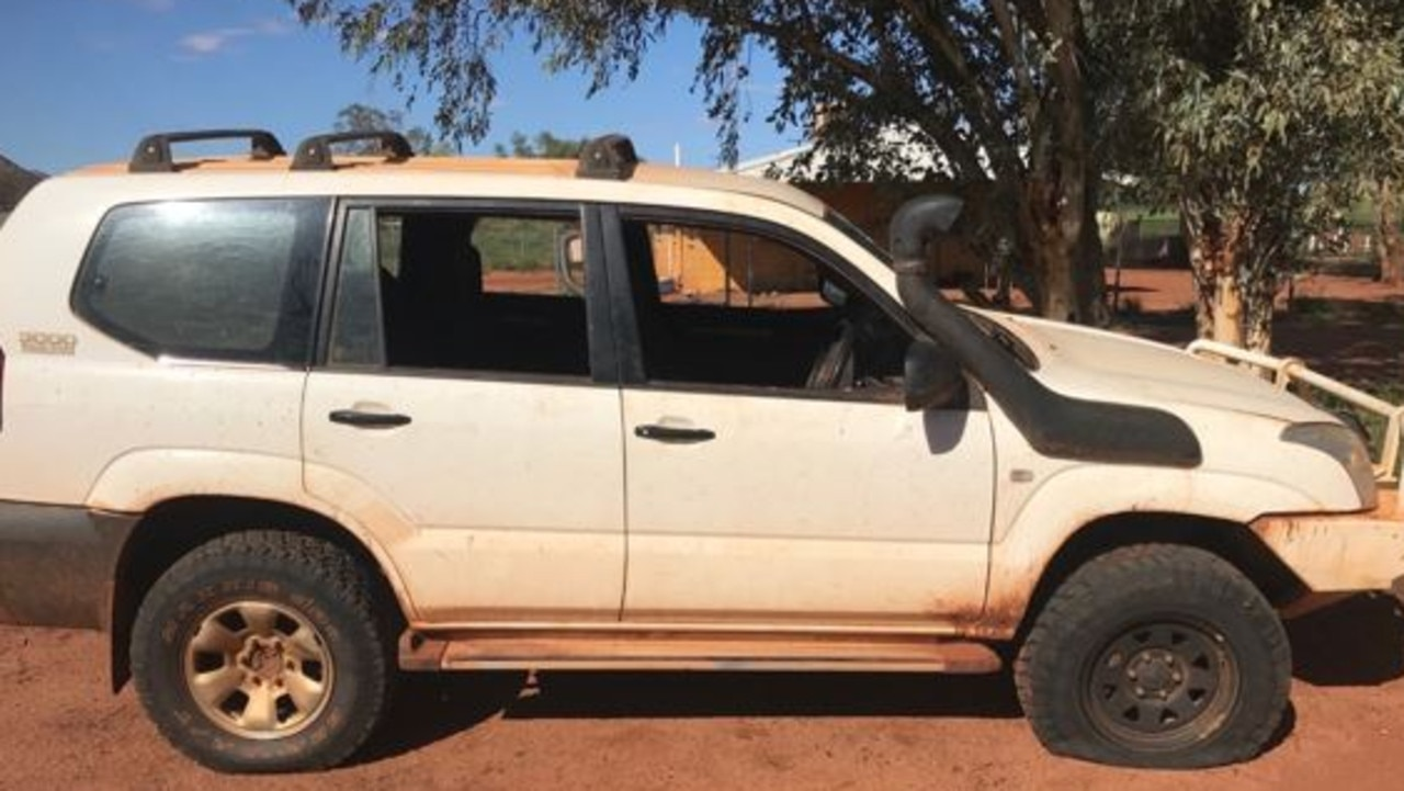 A grim discovery has been made during the search for two young men who have been missing in the outback for several days.