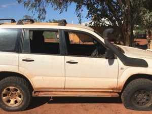 Grim find in outback search for men