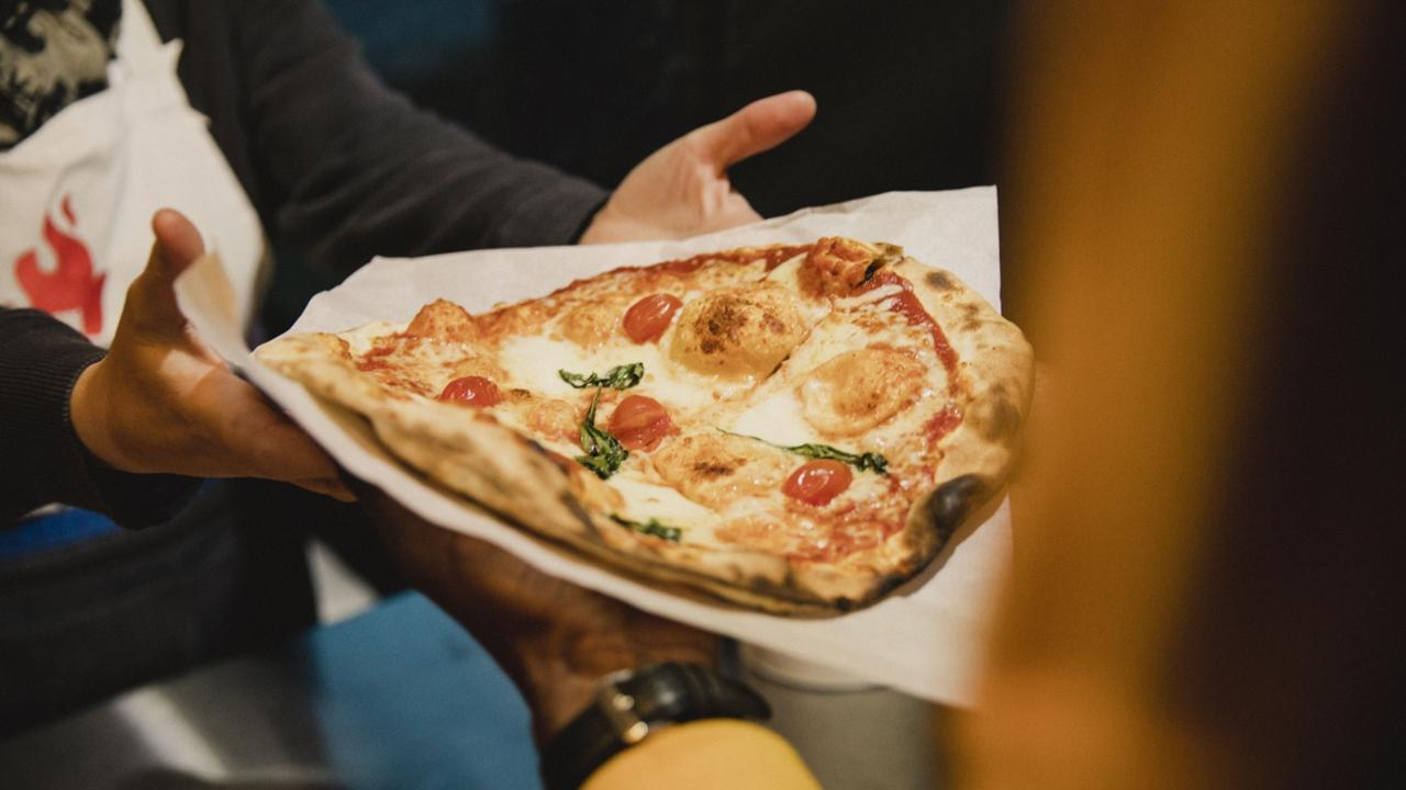 A group of robbers terrorised a pizza delivery driver in a chilling robbery. Picture: iStock