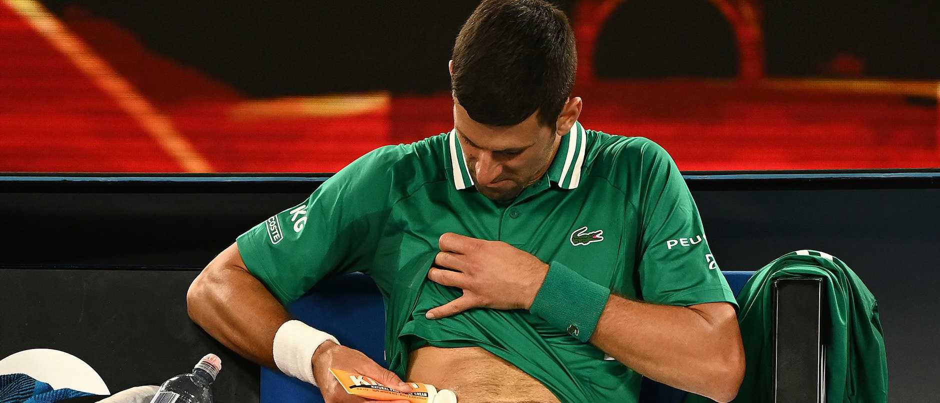 Australian Open: Two-week quarantine period catching up with tennis players