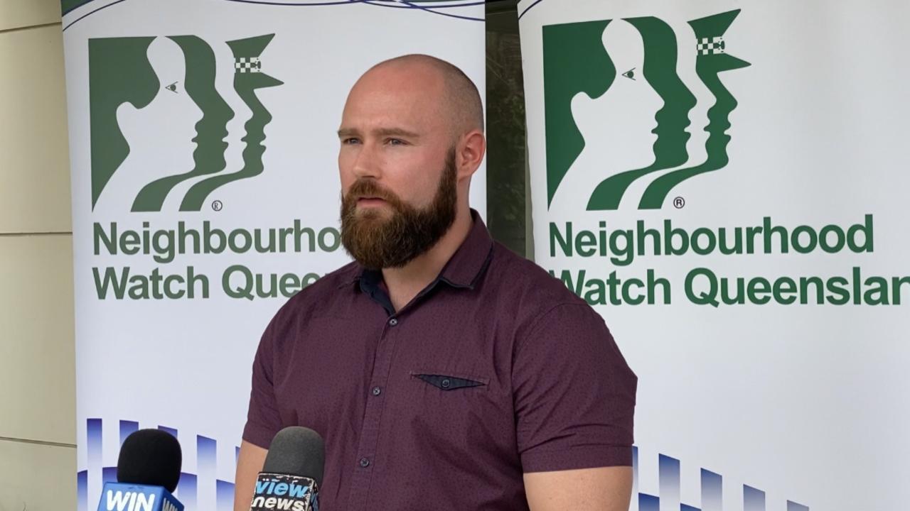 Division 6 councillor Christian Dickson.