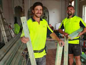 Construction crisis: NSW timber levels very low