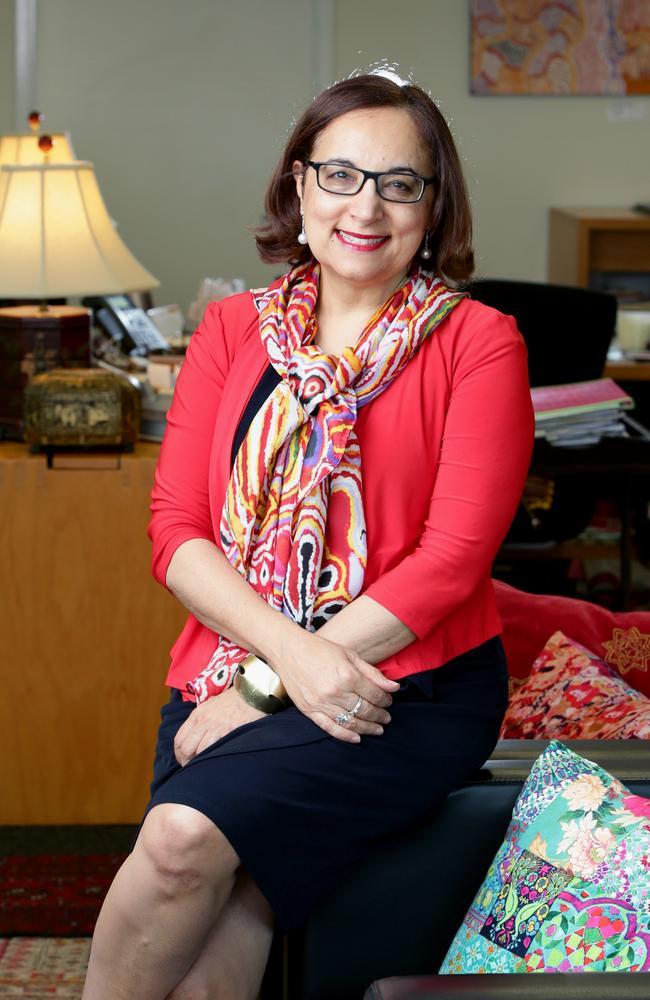 Queensland Court of Appeal judge Anthe Philippides. Photo: Steve Pohlner