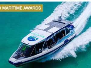 Boat built for Fraser Island claims top award