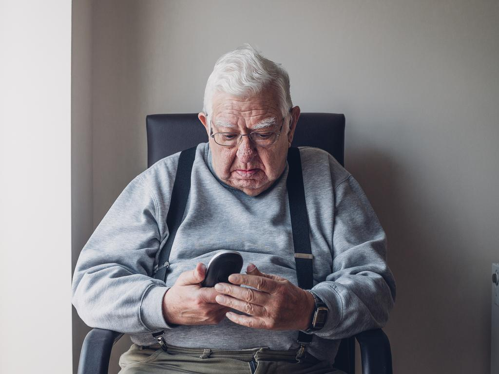 Phone calls became the biggest source of all scams in Australia last year, with more than 103,000 reported in 2020 and losses of more than $48.2 million. Picture: Supplied