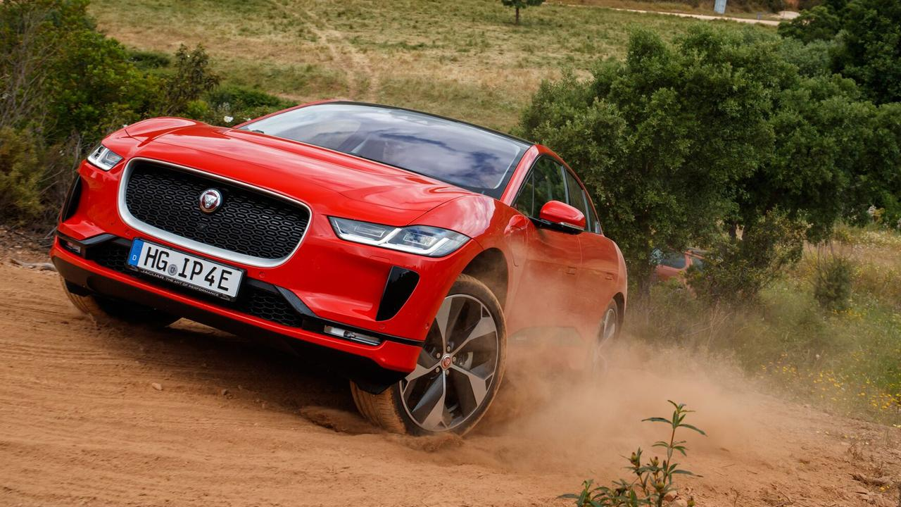While the I-Pace beat rivals to market, it has struggled to secure sales.