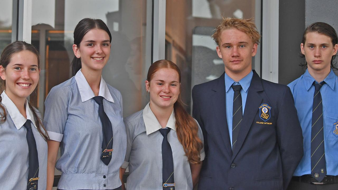 St Patrick's College graduate Ivy Dugdale achieved an impressive 97.2 ATAR score, putting her right in the upper echelon of Year 12s across the state this year. Picture: Shane Zahner