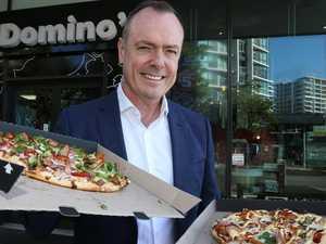 Making a motza: Domino's delivering 3 pizzas a second