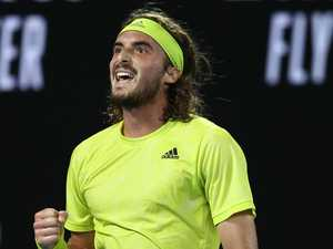 Greek Lightning: Tsitsipas stuns with epic comeback