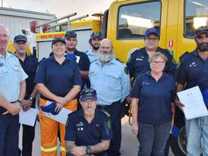 Western Downs fireys recognised for assisting NSW fires