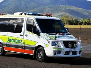 Two injured in two-car smash in Woombye
