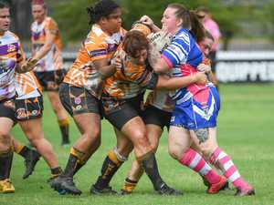 FISH OUT OF WATER: Sad reality for local rugby competition
