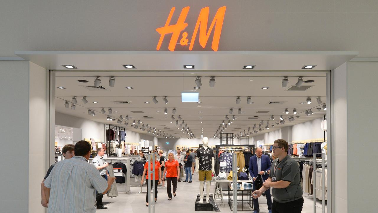 The H&M Rockhampton store will be closing on March 15.