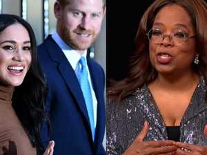 How Oprah landed Meghan interview