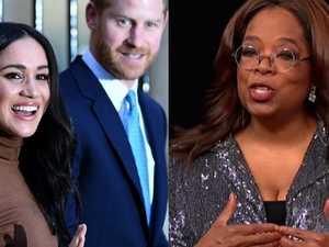 How Oprah landed Meghan interview