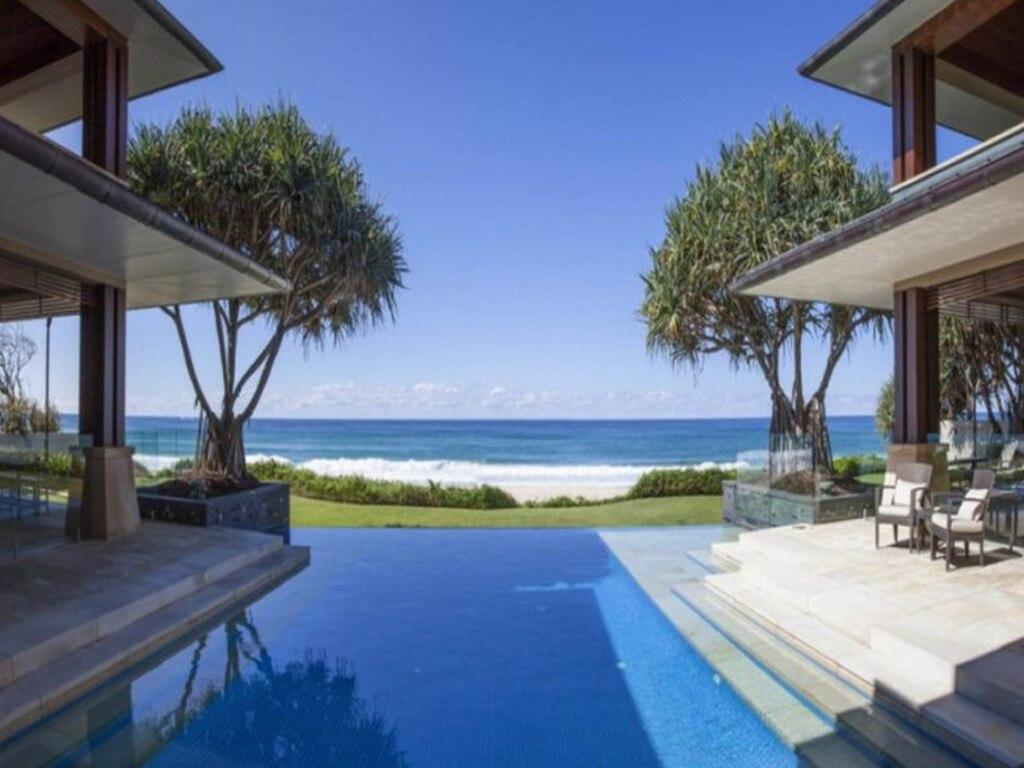 Mermaid's New Home for Australia's 100 Cool Pools.