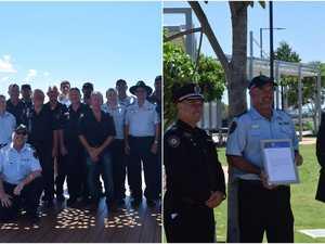 Gladstone fireys recognised for NSW bushfire efforts