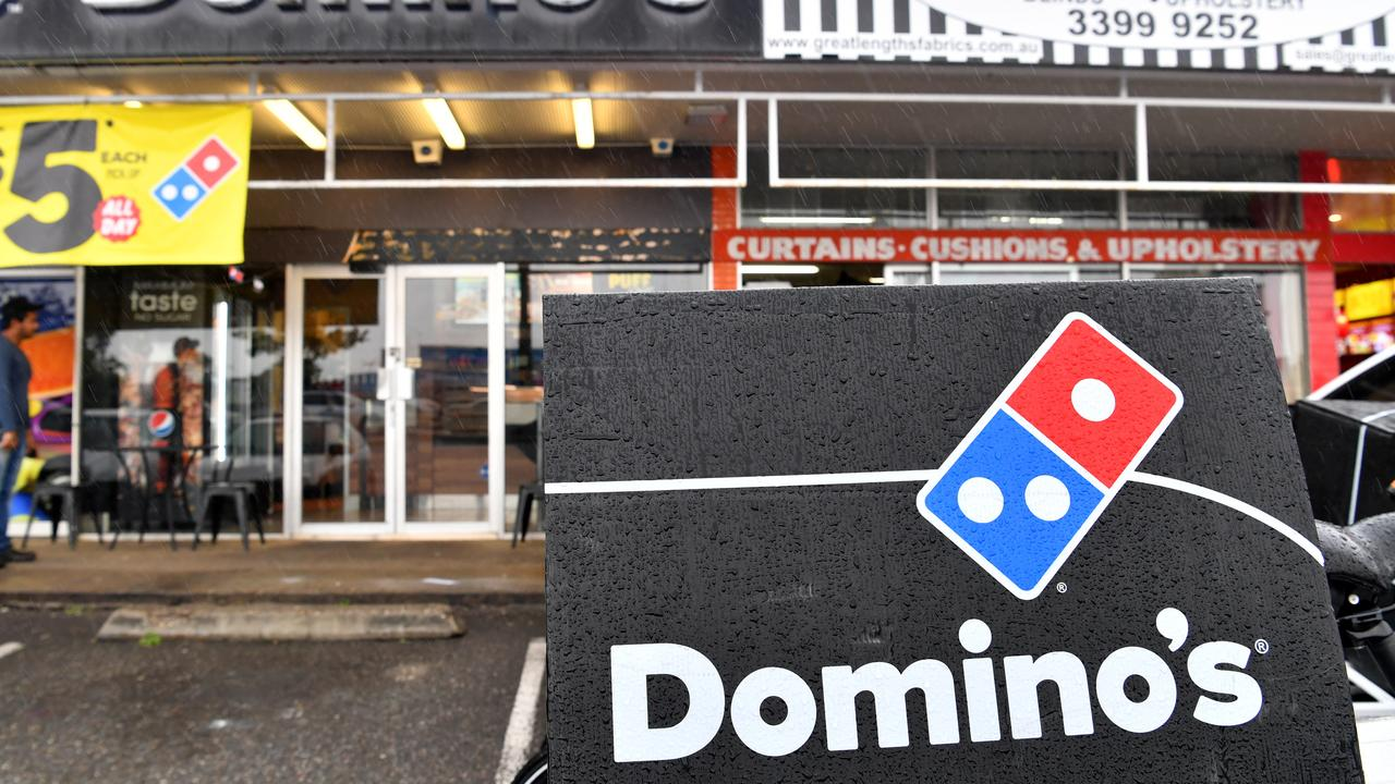 Domino's reaps online growth
