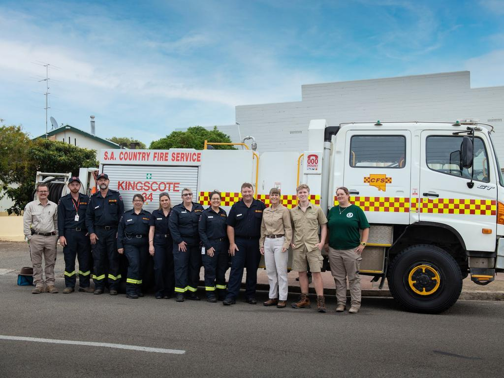 Australia Zoo is honouring first responders for their remarkable dedication and hard work by offering them free entry on Friday, 26th February.