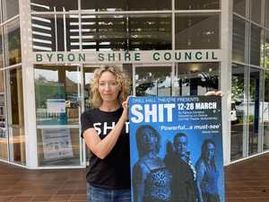 'Sh*t' play needs residents help after complaints over signs