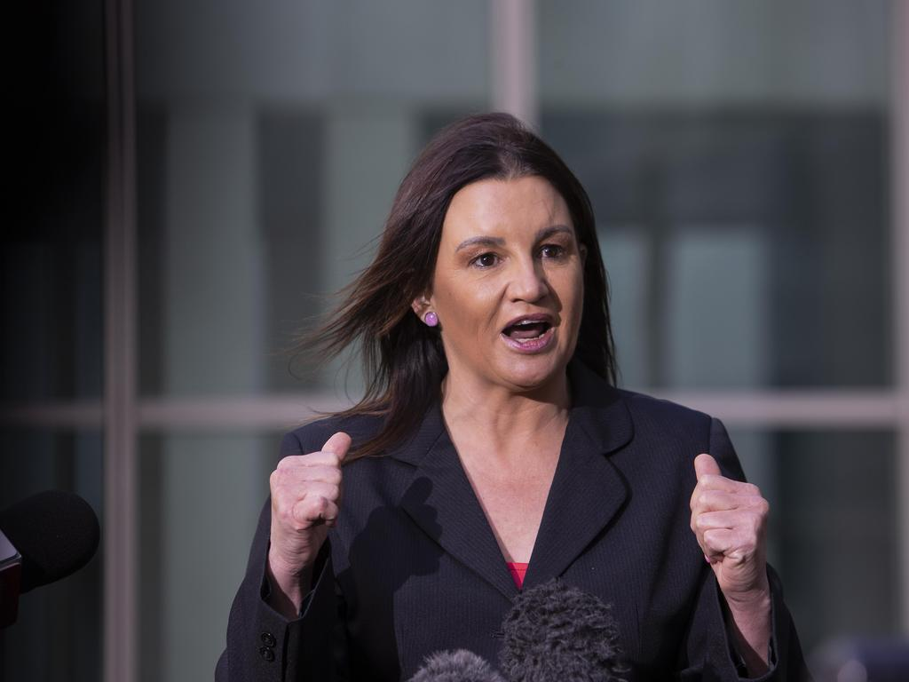 Jacqui Lambie has blasted the plan as a 'new low for the Coalition'. Picture: NCA NewsWire / Gary Ramage