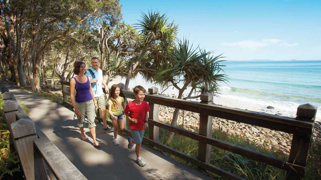 Living by the beach can feel like a permanent holiday. But is everyone in your household ready for that?