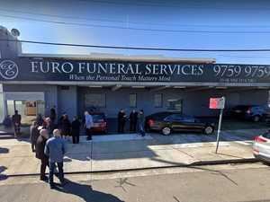 Screams of horror in funeral body blunder