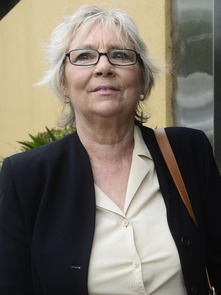 Medical Error Group founder Lorraine Long. Picture: John Appleyard