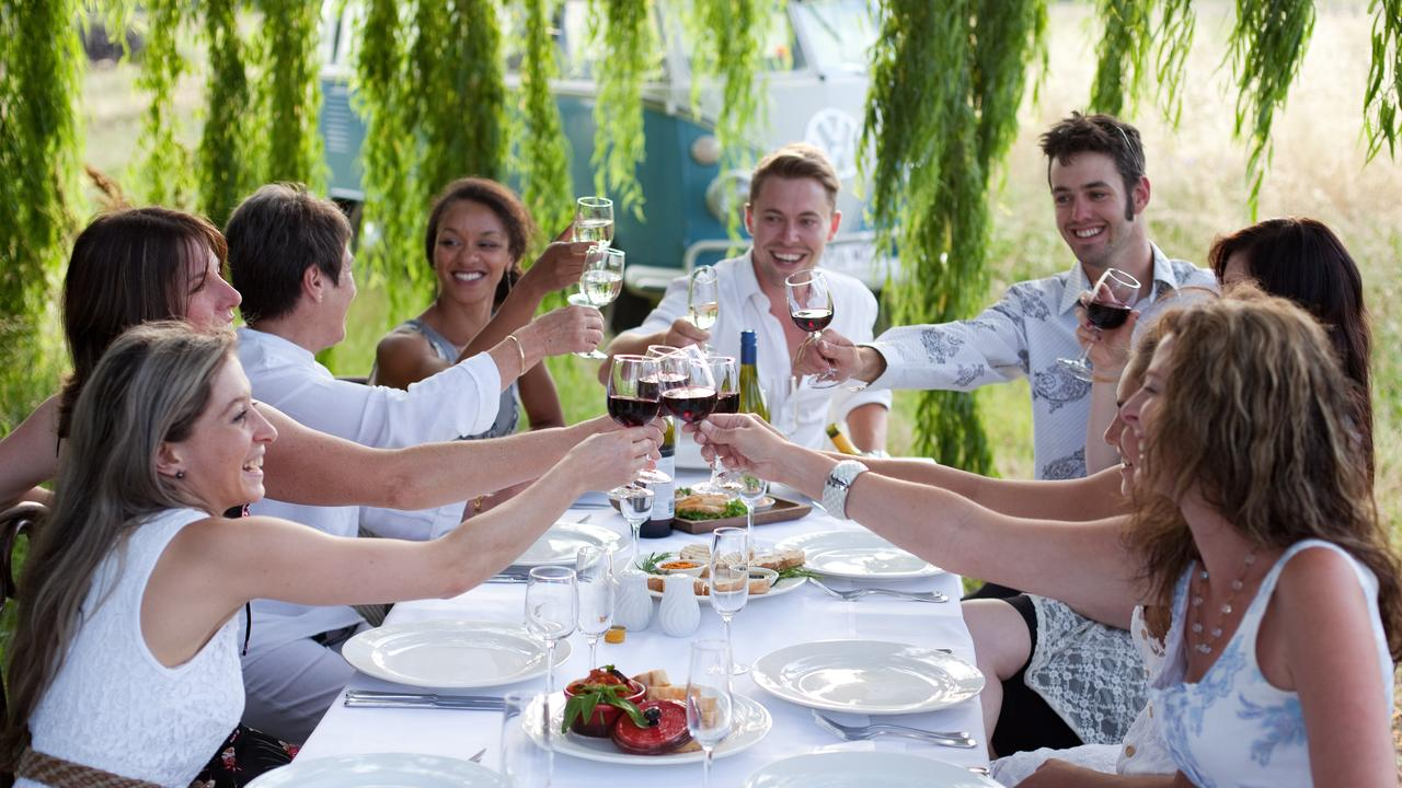 TOURISM BOOM: Visitors will enjoy two days of lazy grazing with award-winning wines and gourmet food at Grazing the Granite Belt.