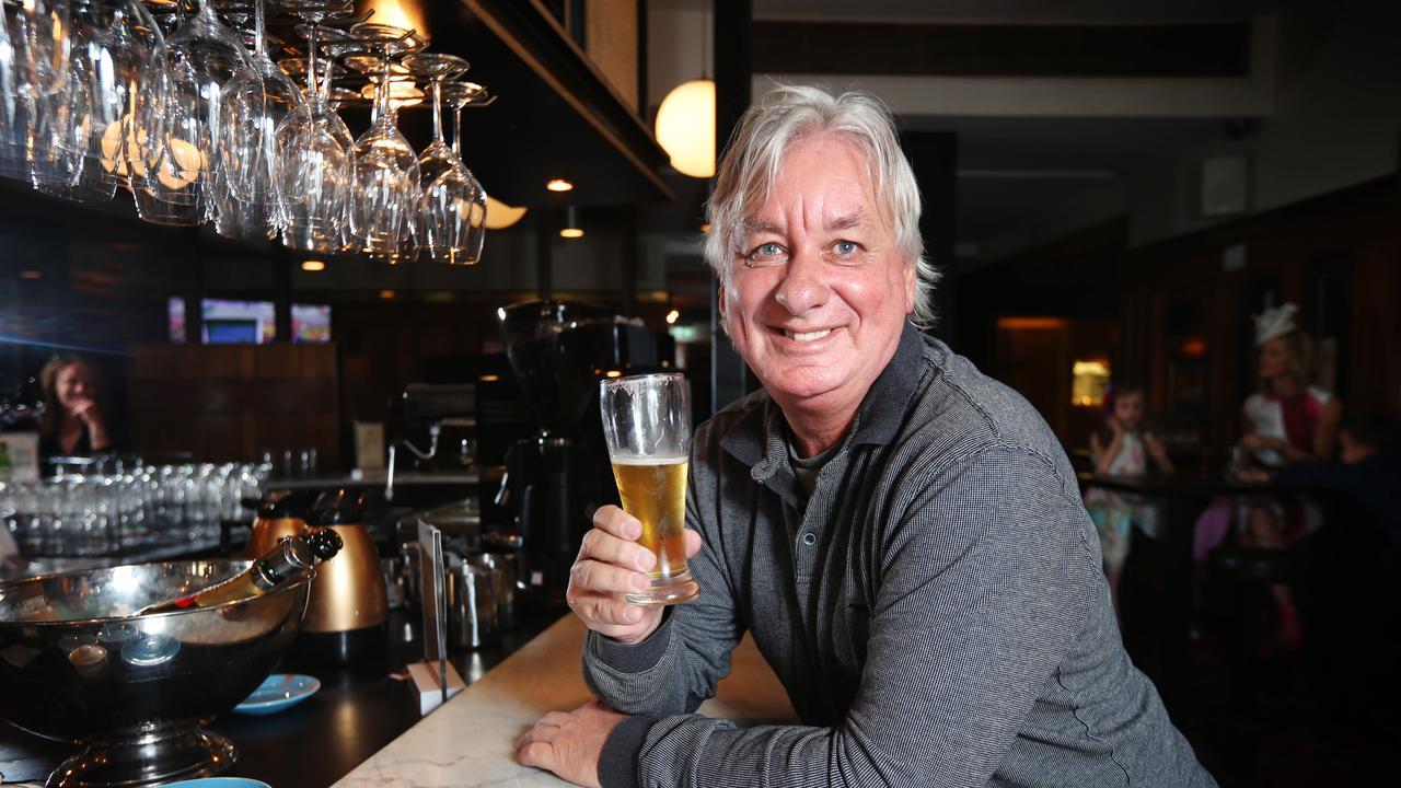Pub baron Bruce Dixon from Dixon Hospitality Group. Picture: Rebecca Michael.