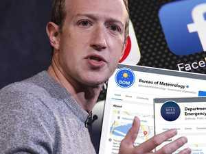 'We won't be intimidated': PM slams 'arrogant' Facebook