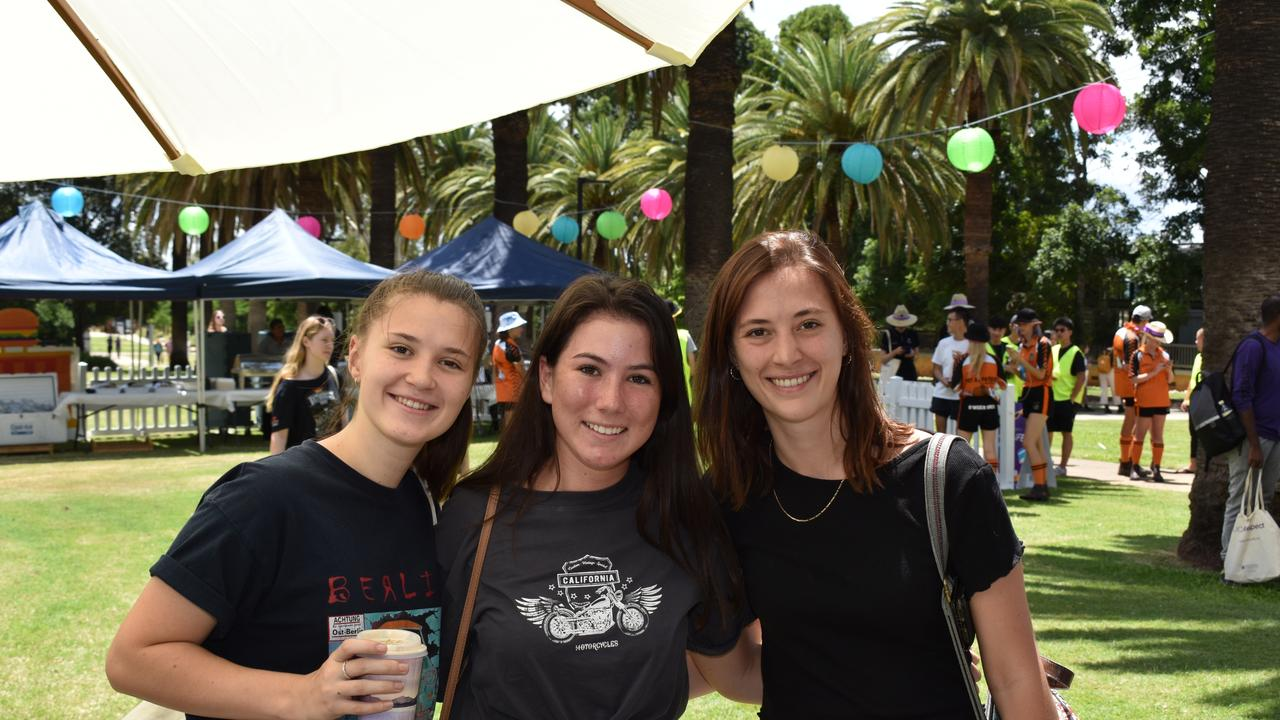 UQ Gatton has welcomed new students from across the state, country and world to its campus as Orientation Week gets underway. Photo: Hugh Suffell.