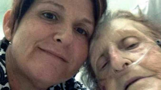 Sarina mum's last days were 'soul destroying'