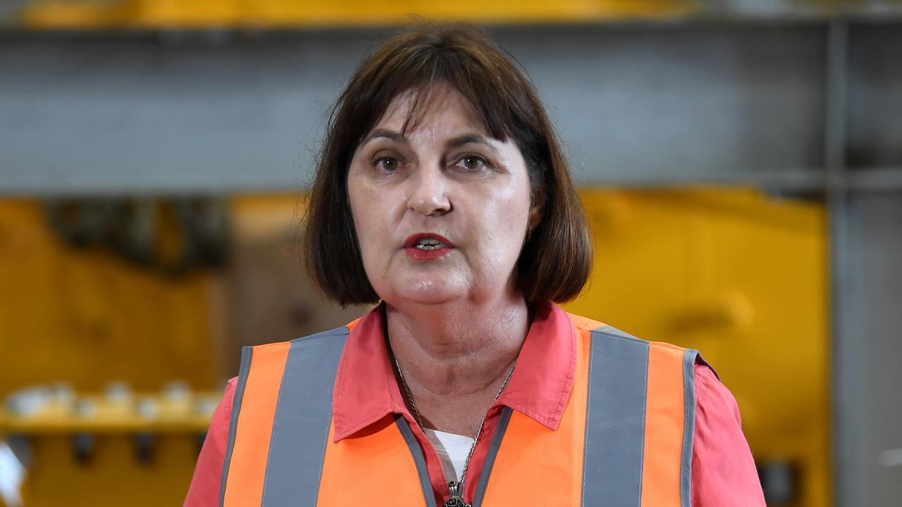 Mackay MP Julieanne Gilbert. Picture: NCA NewsWire / Dan Peled
