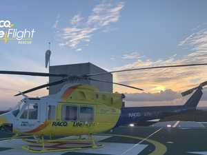 RACQ Life Flight urges Facebook to restore page