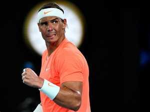 Nadal dismisses Djokovic's protest