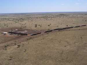 Footy boss backs $104m cattle station