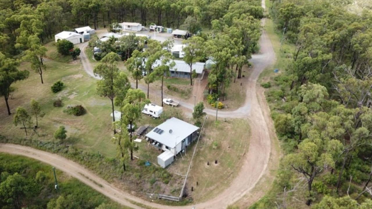Cockscomb Veterans Retreat near Cawarral.