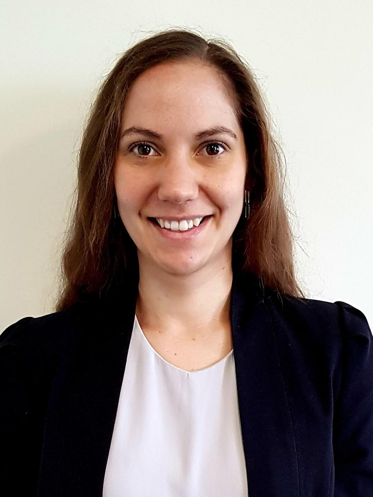 Turner Freeman Lawyers associate Lidia Monteverdi.