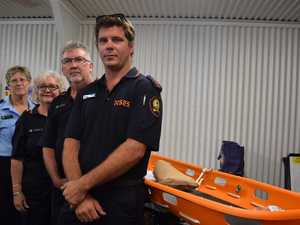 Hardworking rescuers gifted new equipment for emergencies