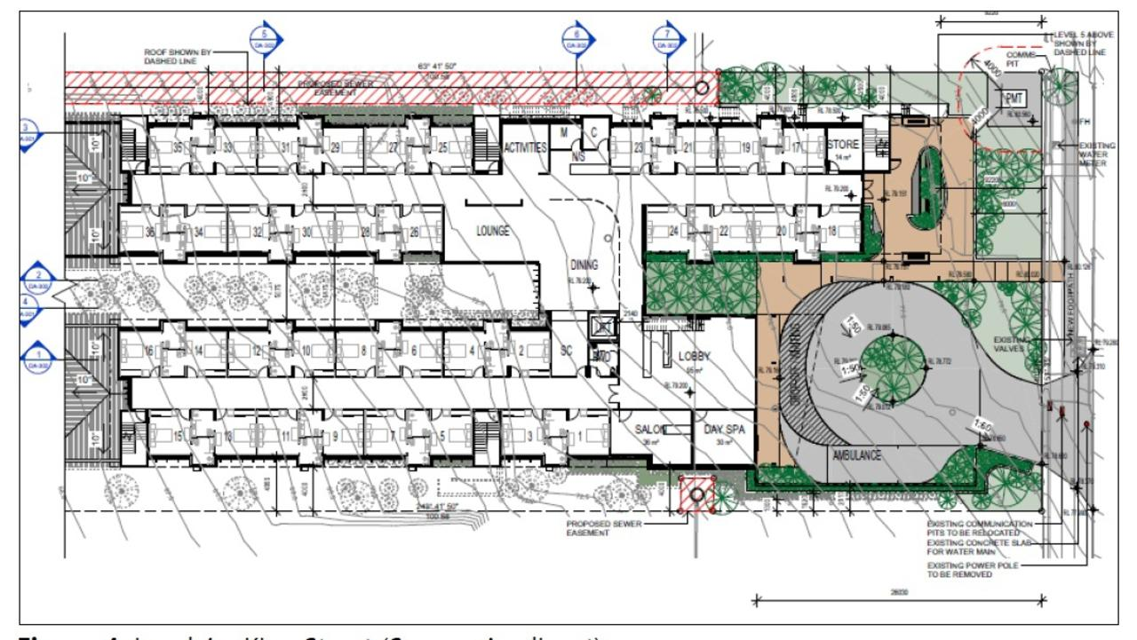 Gympie council is likely to approve a proposed 108-bed aged care centre near the hopsital at next Wednesday's meeting.