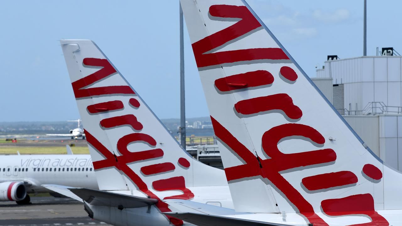 Virgin Australia made the announcement ahead of Easter holidays. Picture: NCA NewsWire/Bianca De Marchi