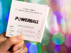 Mystery person wins $50m jackpot
