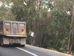 Mum issues desperate quarry truck plea